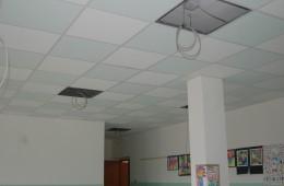 Mensa scolastica della Scuola Elementare – Lesegno (CN)