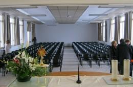 Sala Cappella dell'Istituto Salesiano – Fossano (CN)