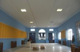Salone mensa e ricreativo della Scuola materna Celebrini – Fossano (CN)